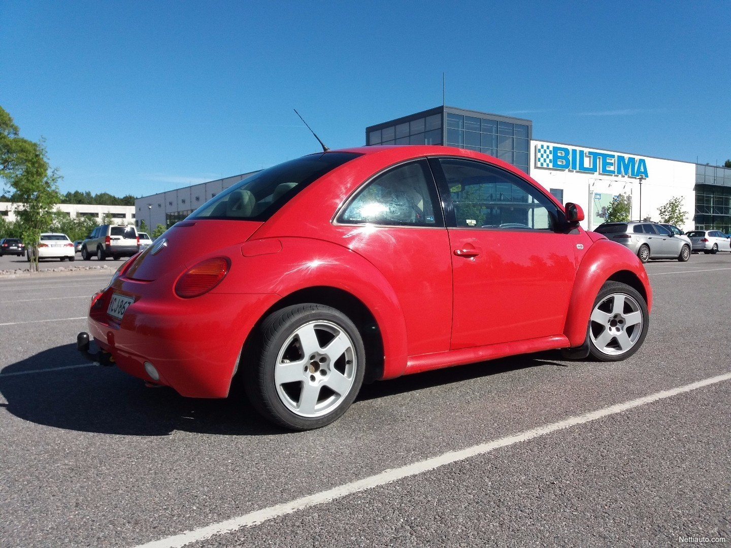 volkswagen new beetle hatchback 1999 used vehicle. Black Bedroom Furniture Sets. Home Design Ideas