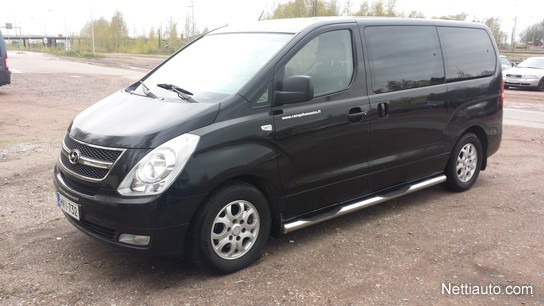 hyundai h1 van 2 5 crdi vgt 125 gls wagon mpv 2008 used vehicle nettiauto. Black Bedroom Furniture Sets. Home Design Ideas