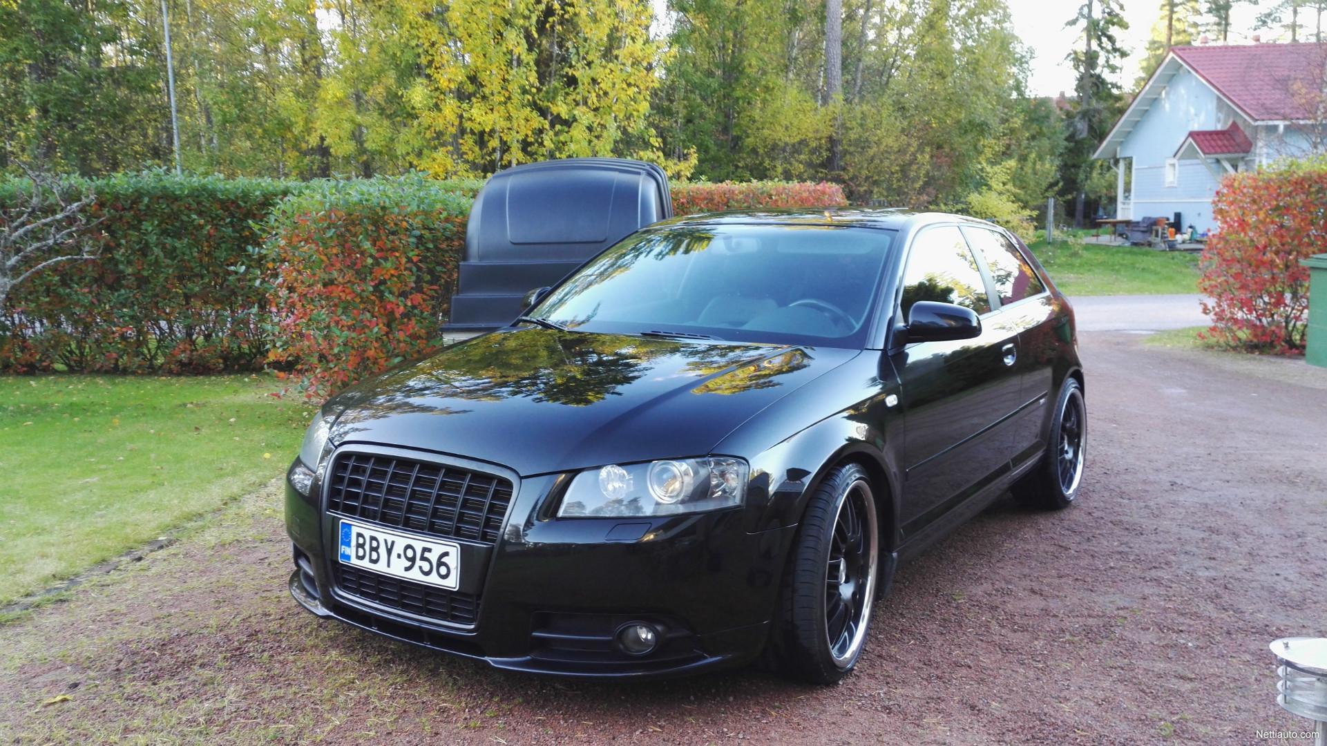 audi a3 2 0 turbo ambition cc 3d quattro hatchback 2006 used vehicle nettiauto. Black Bedroom Furniture Sets. Home Design Ideas