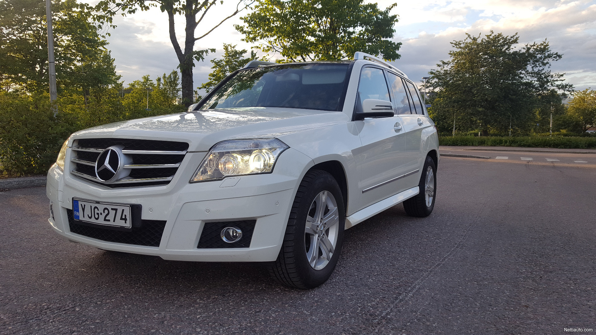 mercedes benz glk 320 cdi 4matic a 4x4 2009 used vehicle. Black Bedroom Furniture Sets. Home Design Ideas