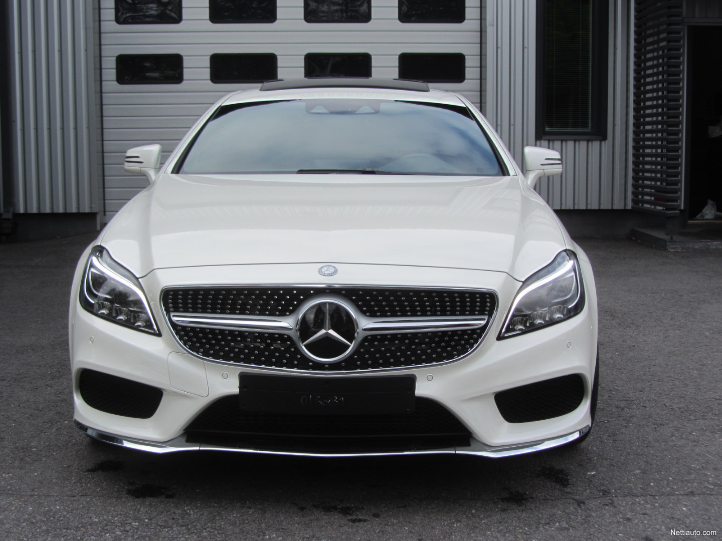 Mercedes benz cls 350 cdi be shooting brake 4matic amg for Mercedes benz cls station wagon