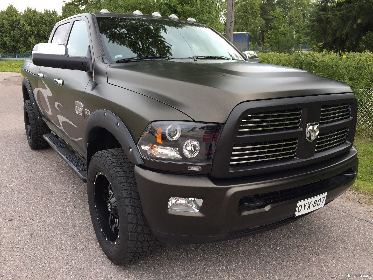 dodge ram 2500 laramie longhorn avolava 2012 vaihtoauto nettiauto. Black Bedroom Furniture Sets. Home Design Ideas