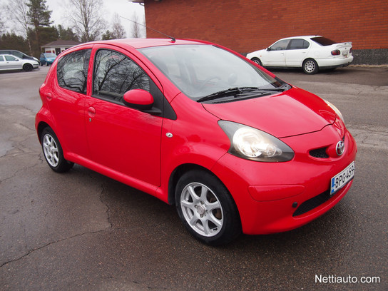 toyota aygo 1 0 vvt i 5ov other 2006 used vehicle nettiauto. Black Bedroom Furniture Sets. Home Design Ideas