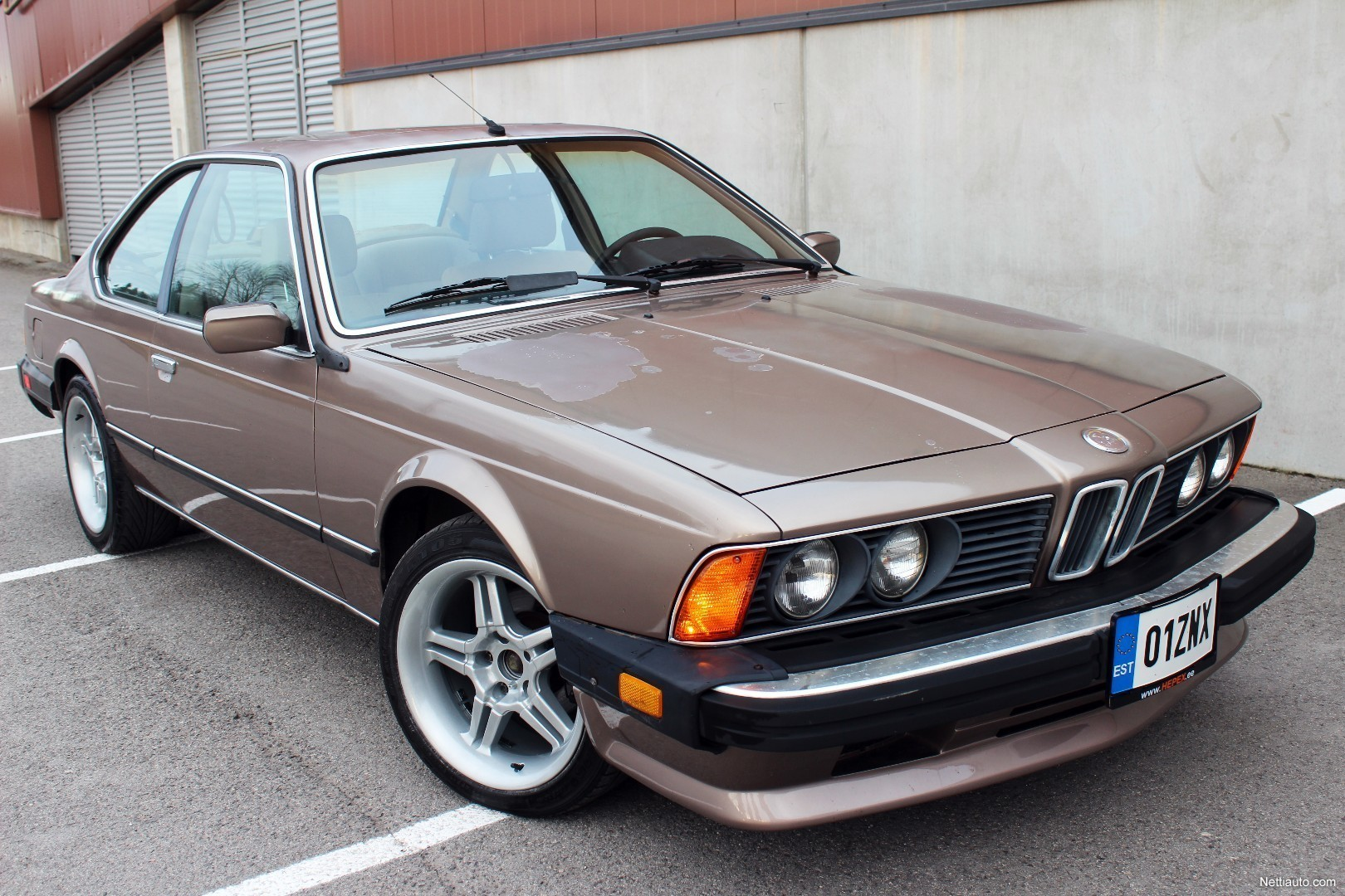 Bmw 635 Csi A Coup 1987 Used Vehicle Nettiauto Auto Repair 735i 1986 Electrical Add To Compare