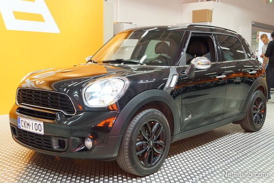 mini countryman cooper sd countryman all4 navi panoraama. Black Bedroom Furniture Sets. Home Design Ideas
