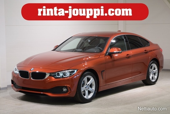 bmw 418 4 sarja f36 gran coupe 418d a business alennus ovh hinnasta l hes 7000 euroa. Black Bedroom Furniture Sets. Home Design Ideas