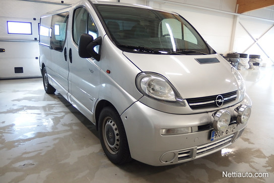 opel vivaro 2 5 cdti van l2h1 pitk a long low 2006. Black Bedroom Furniture Sets. Home Design Ideas