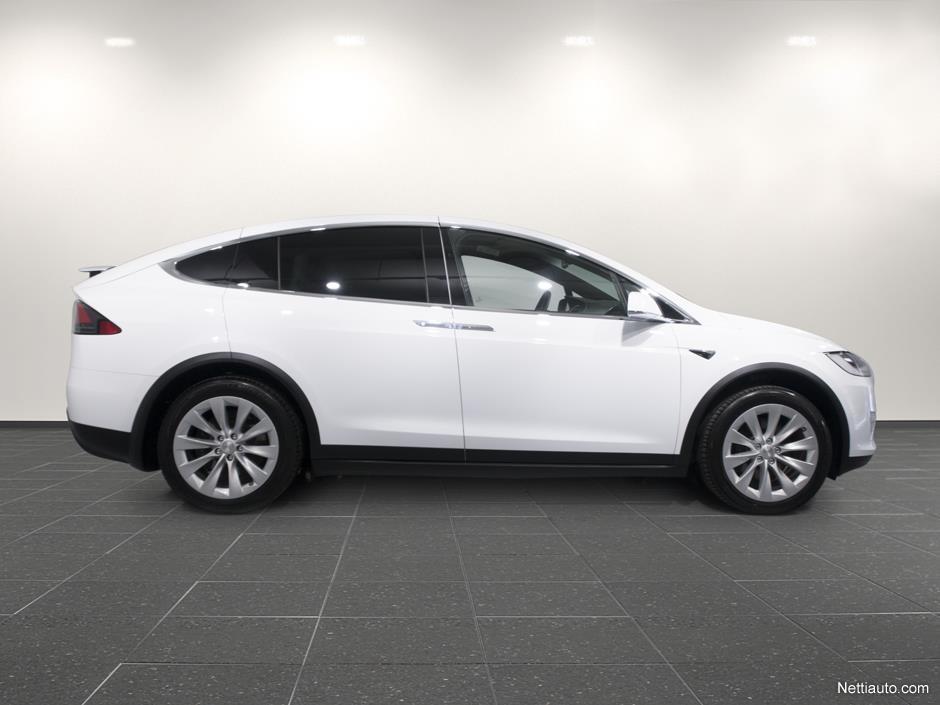 Tesla Model X 90 D Supercharger ilmainen lataus, Autopilot ...
