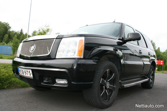 cadillac escalade 6 2 v8 sport luxury 4wd 5d a 4x4 2005 used vehicle nettiauto. Black Bedroom Furniture Sets. Home Design Ideas