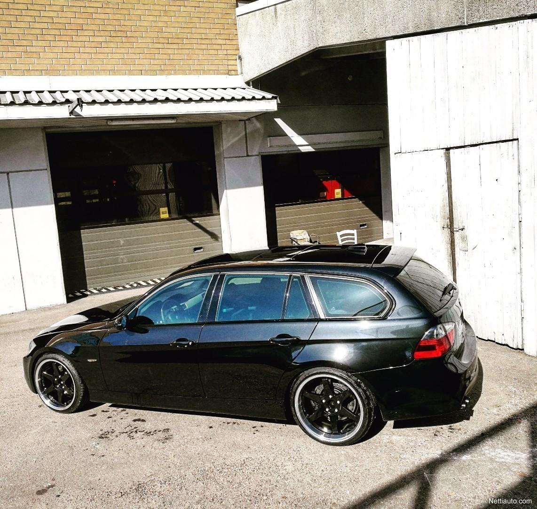 Bmw 330 M Sport: BMW 330 Diesel Touring (E91) M-Sport 350hv *Rahoitus