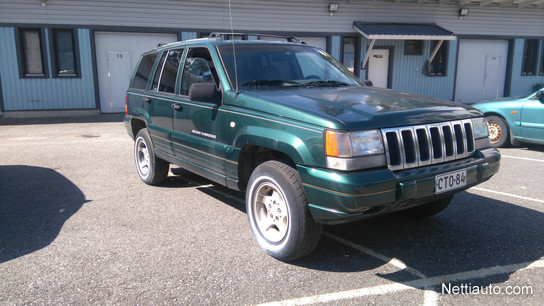 jeep grand cherokee 4 0 laredo 5d a 4x4 1996 used vehicle nettiauto. Black Bedroom Furniture Sets. Home Design Ideas