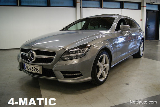 Mercedes benz cls 350 cdi be shoot brk 4matic prem bsn 14 for Mercedes benz cls station wagon