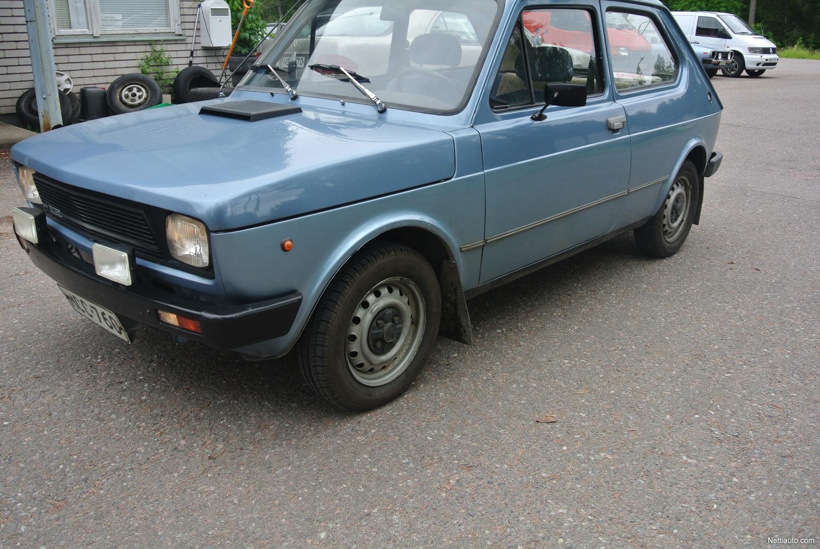 Fiat fiat 127 : Fiat 127 juuri katsastettu. ajoaikaa 01/2019 ASTI. myös vaihto ja ...
