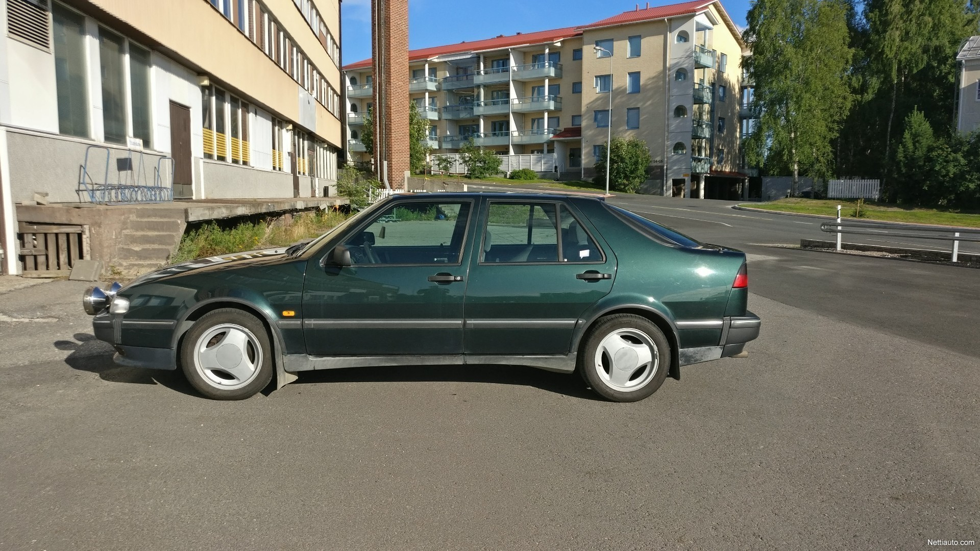Saab 9000 Cs 2 3i 5d Viistoper U00e4 1994 - Vaihtoauto