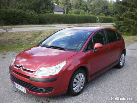 citroen c4 1 6 hdi sx pack berline 5d bmp hatchback 2008 used vehicle nettiauto. Black Bedroom Furniture Sets. Home Design Ideas