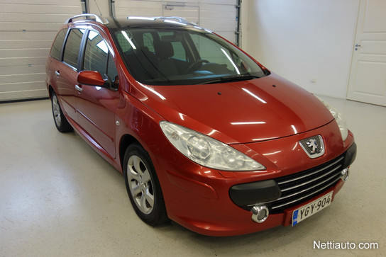 peugeot 307 sw premium plus 1 6 hdi 110 fap station wagon 2008 used vehicle nettiauto. Black Bedroom Furniture Sets. Home Design Ideas