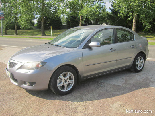 mazda 3 1 6 elegance 4 ov at k18 sedan 2006 used. Black Bedroom Furniture Sets. Home Design Ideas