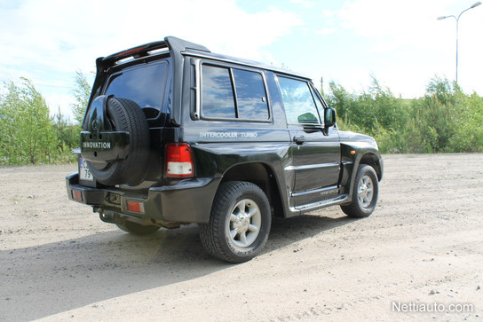 hyundai galloper 4x4 1999 used vehicle nettiauto. Black Bedroom Furniture Sets. Home Design Ideas