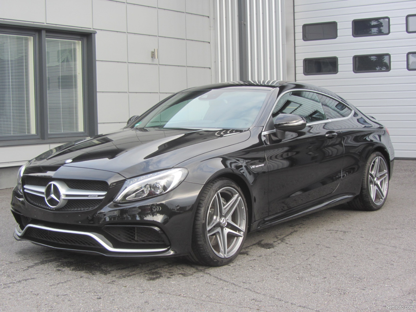 Mercedes benz c 63 amg coupe coup 2017 vaihtoauto for Mercedes benz of minneapolis