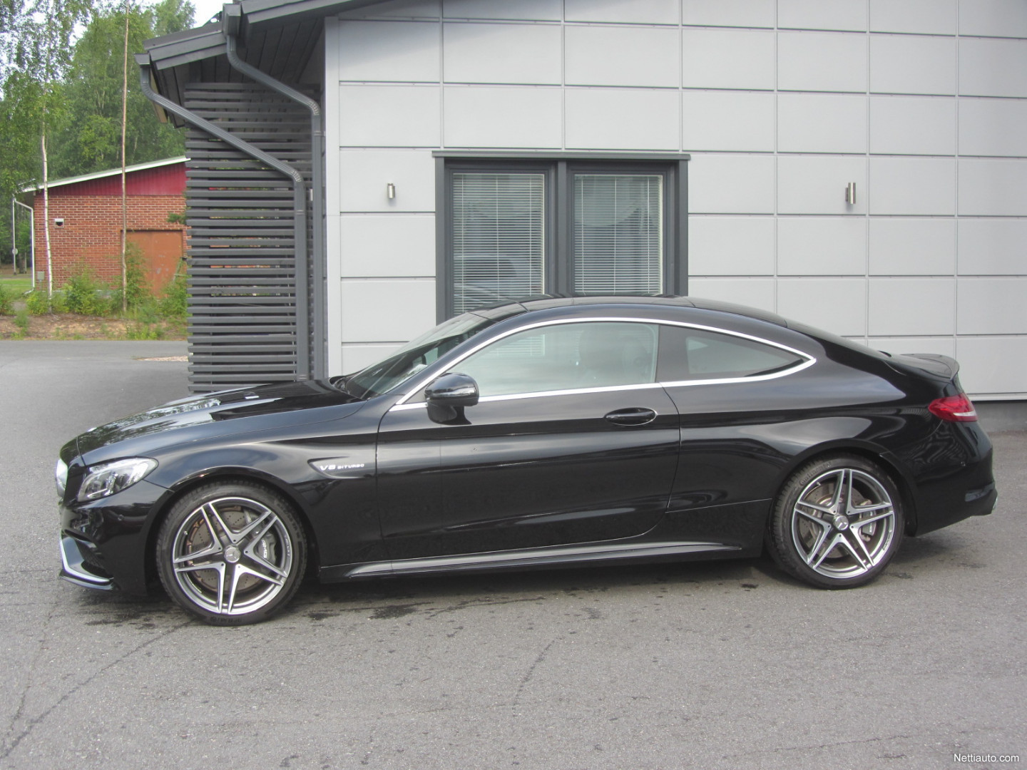 Mercedes benz c 63 amg coupe coup 2017 used vehicle for Mercedes benz remote start instructions