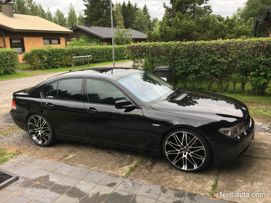BMW I D A Sedan Used Vehicle Nettiauto - 745 i bmw