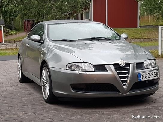 alfa romeo gt 3 2 v6 distinctive coupe 2d coup 2005 used vehicle nettiauto. Black Bedroom Furniture Sets. Home Design Ideas