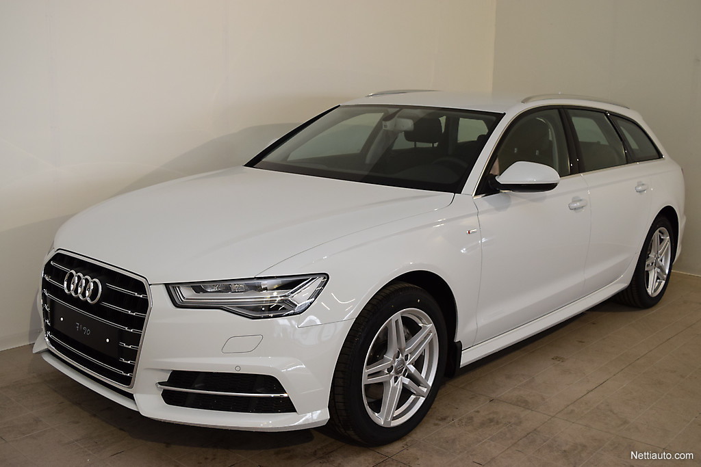 audi a6 avant s line business sport 2 0 tdi 110 kw ultra s station wagon 2017 used vehicle. Black Bedroom Furniture Sets. Home Design Ideas
