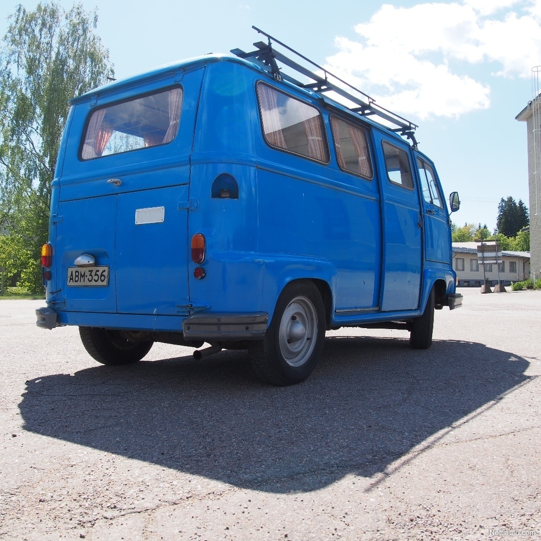 renault estafette renault 3d estafette 1000 r2137 ph 2270 vm 1973 short semihigh 1973 used. Black Bedroom Furniture Sets. Home Design Ideas