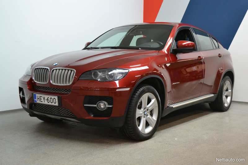 bmw x6 xdrive35d a e71 4x4 2009 used vehicle nettiauto. Black Bedroom Furniture Sets. Home Design Ideas