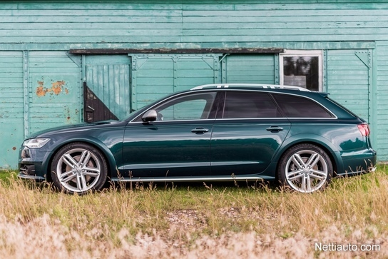audi a6 allroad exclusive station wagon 2017 used vehicle nettiauto. Black Bedroom Furniture Sets. Home Design Ideas