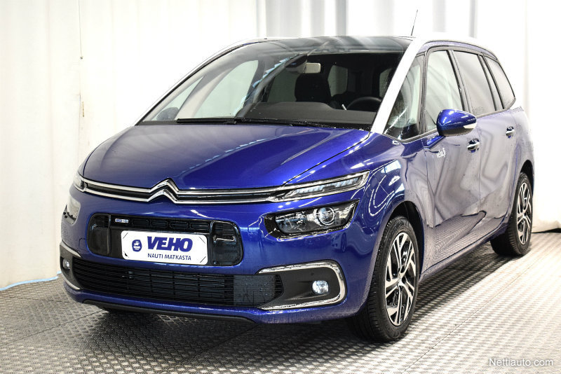 citroen grand c4 picasso puretech 130 intensive a mpv 2017. Black Bedroom Furniture Sets. Home Design Ideas