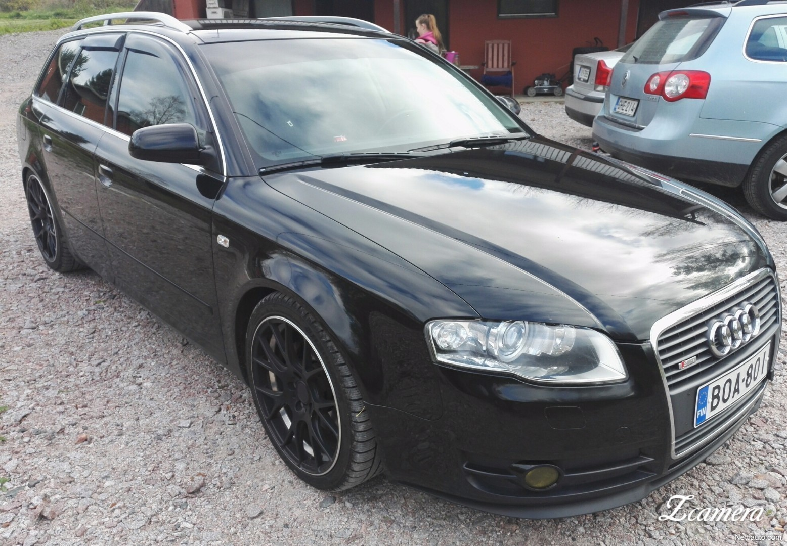 audi a4 avant 2 0 tdi dpf 103 5d quattro station wagon 2007 used vehicle nettiauto. Black Bedroom Furniture Sets. Home Design Ideas