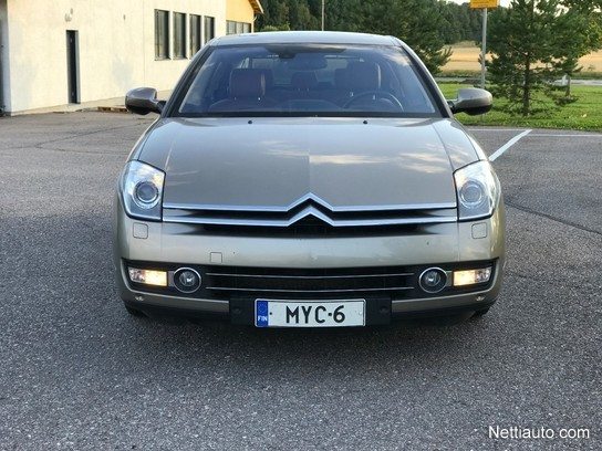 citroen c6 hdi 240 v6 exclusive a hatchback 2011 used vehicle nettiauto. Black Bedroom Furniture Sets. Home Design Ideas