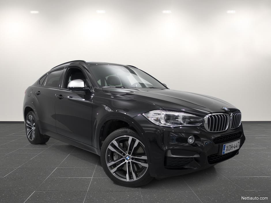 bmw x6 f16 m50d suomi auto 4x4 2017 used vehicle nettiauto. Black Bedroom Furniture Sets. Home Design Ideas