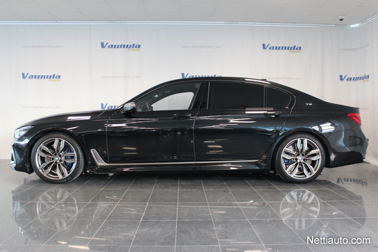 BMW G Sedan MLi A XDrive HV NM Heti - 760 bmw