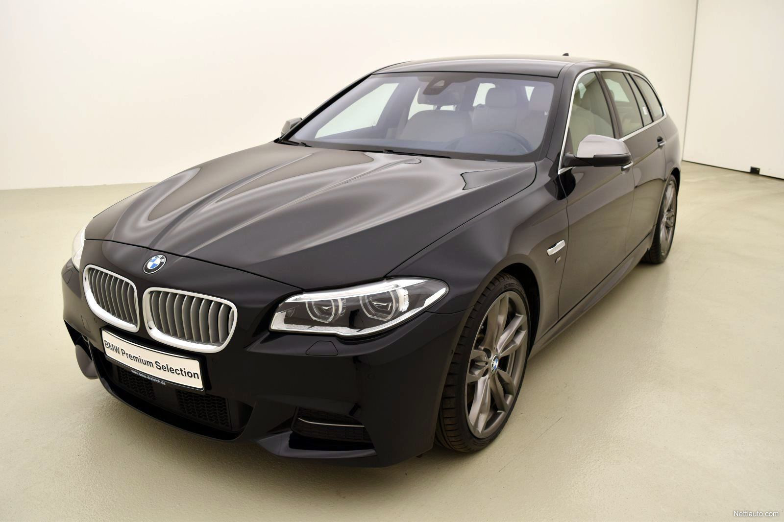 Bmw M550d Sport A Xdrive F11 Touring Facelift 2015 Station Wagon 2015 Used Vehicle Nettiauto