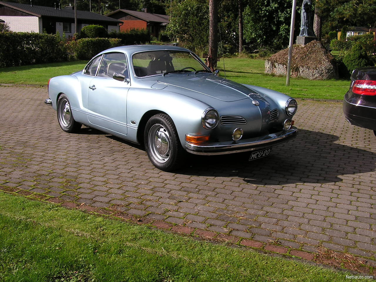volkswagen karmann ghia karman ghia coup 1973 vaihtoauto nettiauto. Black Bedroom Furniture Sets. Home Design Ideas