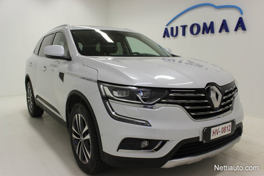 renault koleos dci 175 x tronic 4wd intens 4x4 2017 used vehicle nettiauto. Black Bedroom Furniture Sets. Home Design Ideas