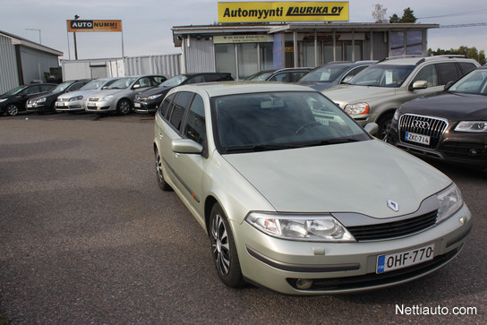 renault laguna 1 8 16v authentique break station wagon 2001 used vehicle nettiauto. Black Bedroom Furniture Sets. Home Design Ideas