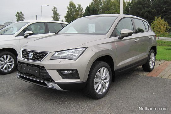 seat ateca 1 0 tsi 115 style 4x4 2018 used vehicle nettiauto. Black Bedroom Furniture Sets. Home Design Ideas