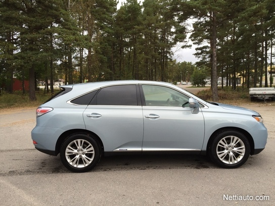 lexus rx 450h 4wd a hybrid president kattoluukku 4x4 2009 used vehicle nettiauto. Black Bedroom Furniture Sets. Home Design Ideas
