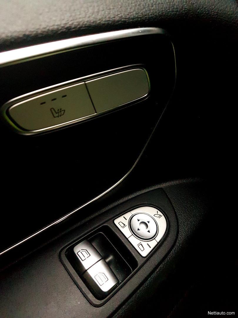 Mercedes benz vito 119cdi 4x4 3 05 34k pitk a3 a my15 3 for Mercedes benz remote start instructions