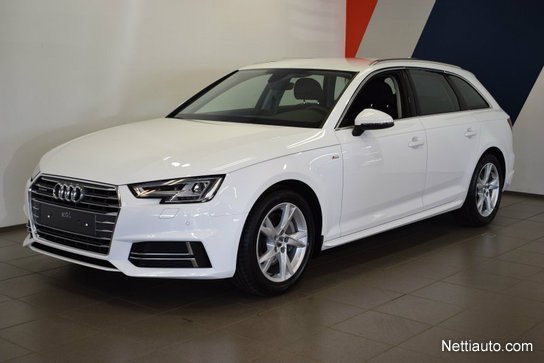 audi a4 avant business sport comfort s line edition 2 0 tdi 140 kw quattro s tronic farmari 2018. Black Bedroom Furniture Sets. Home Design Ideas