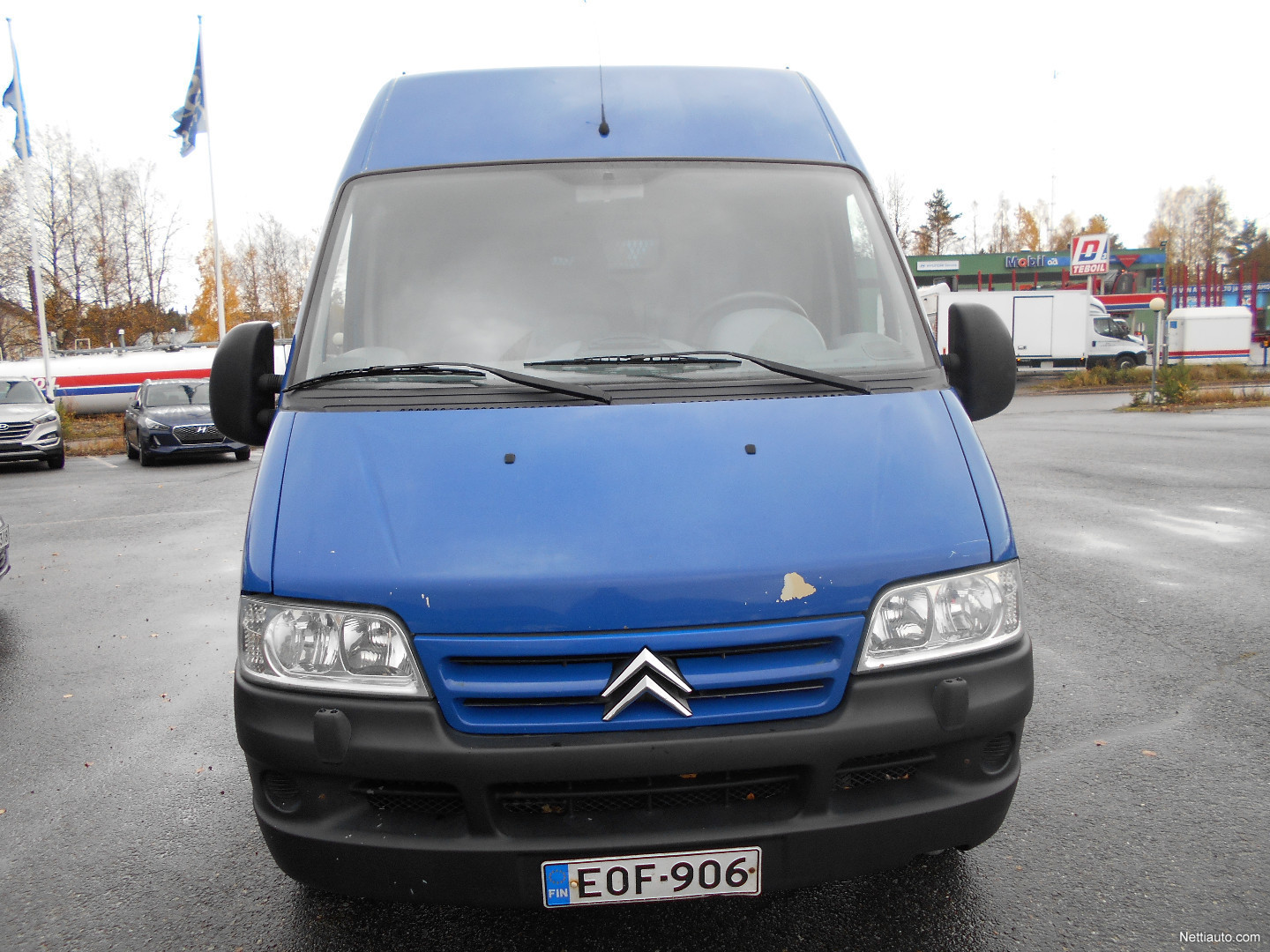 citroen jumper jumper fourgon 2 2hdi zcrmnc 370 long high 2006 used vehicle nettiauto. Black Bedroom Furniture Sets. Home Design Ideas