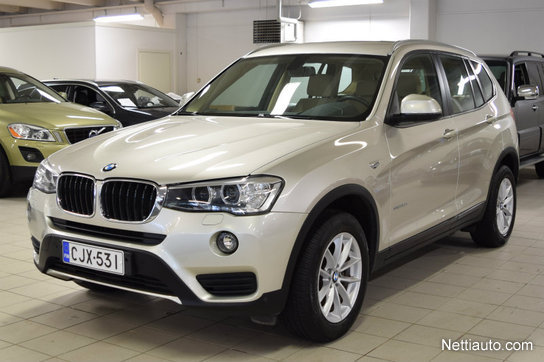 bmw x3 f25 xdrive20d turbo a x edition 4x4 2015 used. Black Bedroom Furniture Sets. Home Design Ideas