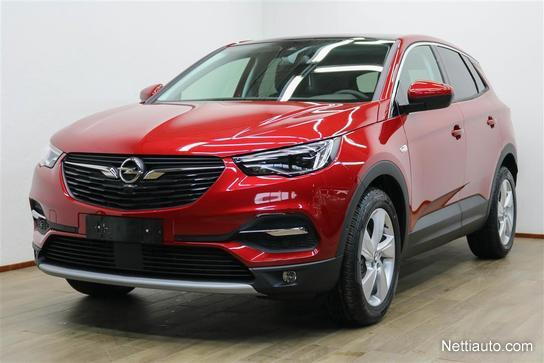 opel grandland x innovation 1 6 cdti start stop 88 kw at6 4x4 2018 used vehicle nettiauto. Black Bedroom Furniture Sets. Home Design Ideas