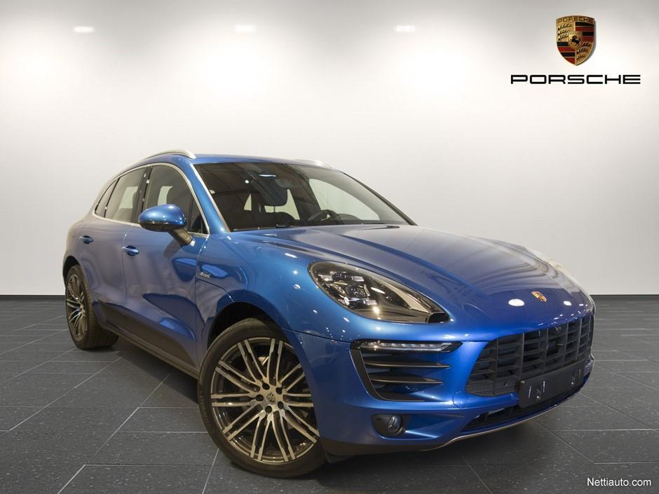 porsche macan s diesel 4x4 2017 used vehicle nettiauto. Black Bedroom Furniture Sets. Home Design Ideas