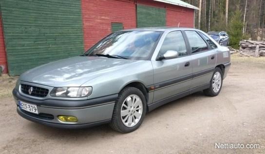 Renault Safrane 25 20v Vaihdetaan Viistoper 1996 Vaihtoauto