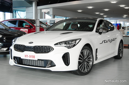 kia stinger 2 2 crdi awd gt line a t panorama premium pack rahoitustarjous 0 sedan 2017. Black Bedroom Furniture Sets. Home Design Ideas