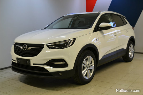 opel grandland x enjoy 1 2 turbo s s 96 a 4x4 2017 used vehicle nettiauto. Black Bedroom Furniture Sets. Home Design Ideas